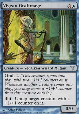 Dissension Foil: Vigean Graftmage