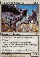 Dissension: Wakestone Gargoyle