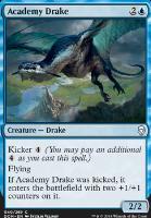 Dominaria Foil: Academy Drake