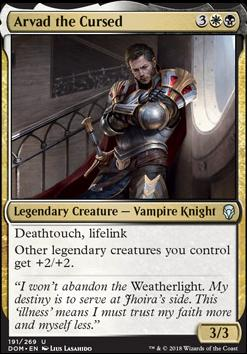 Dominaria: Arvad the Cursed