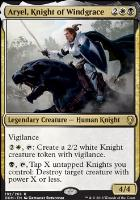 Dominaria: Aryel, Knight of Windgrace