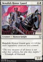 Dominaria: Benalish Honor Guard
