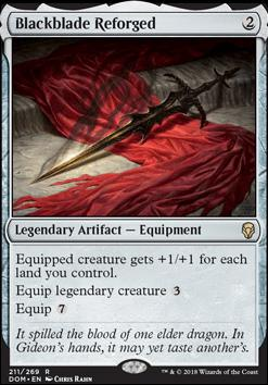 Dominaria: Blackblade Reforged