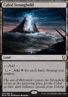 Dominaria: Cabal Stronghold