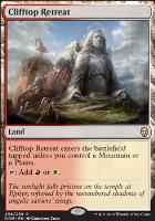 Dominaria: Clifftop Retreat