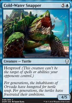 Dominaria: Cold-Water Snapper