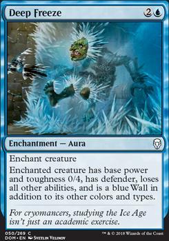 Dominaria: Deep Freeze