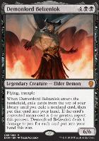 Dominaria: Demonlord Belzenlok