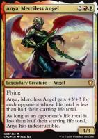 Commander Anthology Vol. II: Anya, Merciless Angel (Foil)