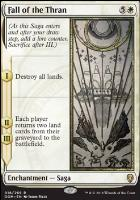 Dominaria: Fall of the Thran