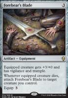 Dominaria: Forebear's Blade
