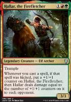 Dominaria: Hallar, the Firefletcher