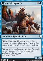 Dominaria Foil: Homarid Explorer