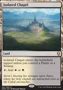 Dominaria: Isolated Chapel