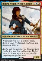 Dominaria: Jhoira, Weatherlight Captain