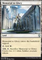 Dominaria: Memorial to Glory