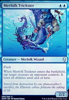 Dominaria: Merfolk Trickster