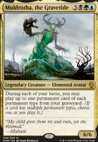 Dominaria: Muldrotha, the Gravetide