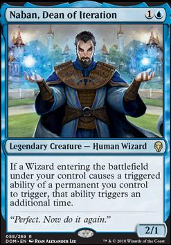 Dominaria: Naban, Dean of Iteration