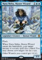 Dominaria Foil: Naru Meha, Master Wizard