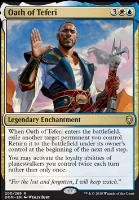 Dominaria: Oath of Teferi