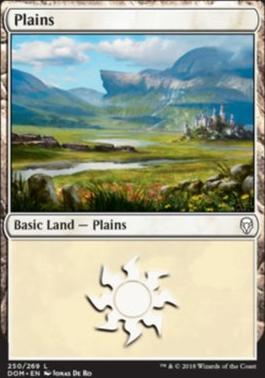 Dominaria: Plains (250 A)