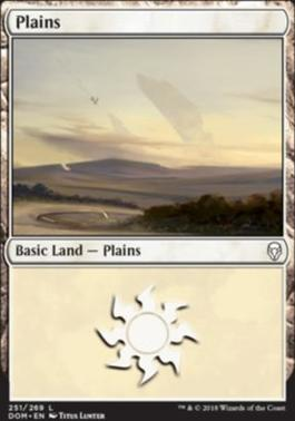 Dominaria: Plains (251 B)