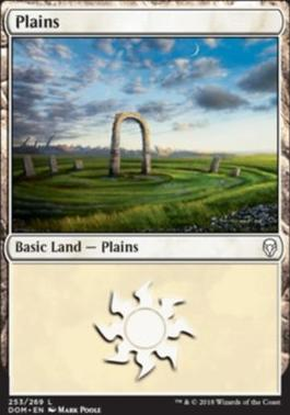 Dominaria: Plains (253 D)