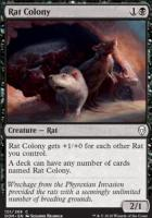 Dominaria: Rat Colony