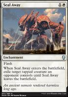 Dominaria Foil: Seal Away