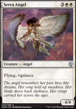 Dominaria: Serra Angel