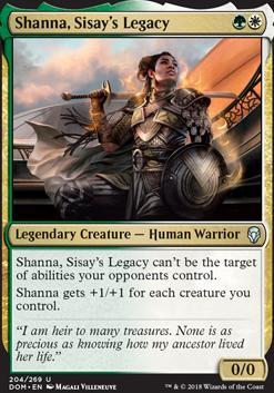 Dominaria: Shanna, Sisay's Legacy