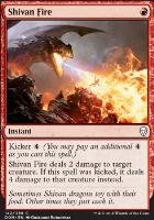 Dominaria: Shivan Fire