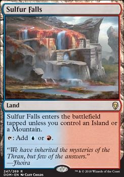 Dominaria: Sulfur Falls