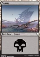 Dominaria: Swamp (259 B)