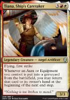 Dominaria: Tiana, Ship's Caretaker