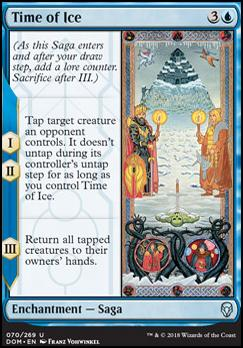 Dominaria: Time of Ice