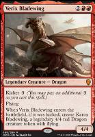 Dominaria: Verix Bladewing