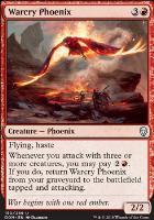Dominaria: Warcry Phoenix