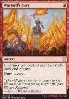 Dominaria: Warlord's Fury