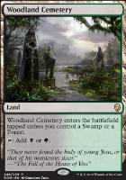 Dominaria: Woodland Cemetery