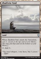 Dominaria: Zhalfirin Void
