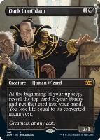 Double Masters Box Toppers: Dark Confidant