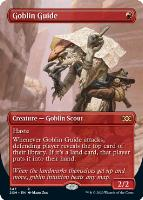 Double Masters Box Toppers Foil: Goblin Guide