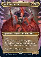 Double Masters Box Toppers Foil: Kaalia of the Vast