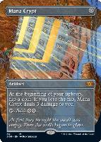 Double Masters Box Toppers: Mana Crypt