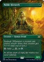 Double Masters Box Toppers Foil: Noble Hierarch