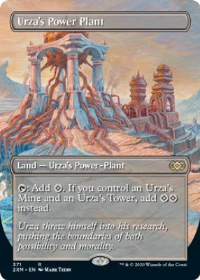 Double Masters Box Toppers: Urza's Power Plant