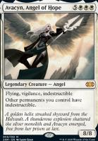 Double Masters Foil: Avacyn, Angel of Hope
