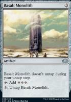 Double Masters: Basalt Monolith